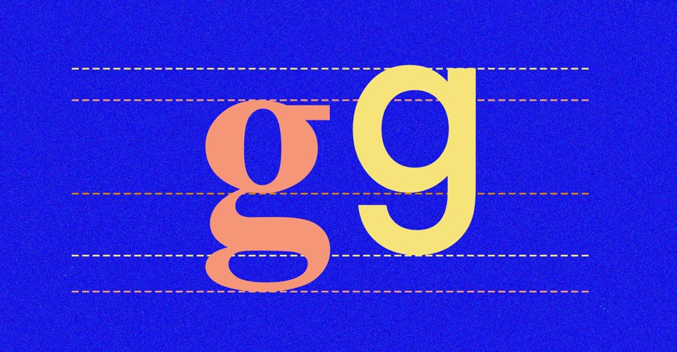 The G In Googles Old Logo Is Really Weird The Atlantic
