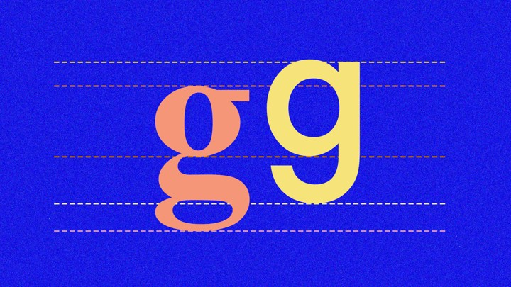 The G In Google S Old Logo Is Really Weird The Atlantic