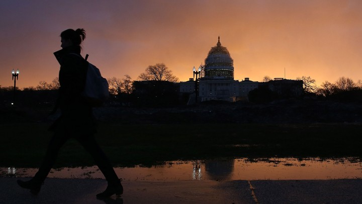 Congressmen Finally Feel Shame About Unpaid Hill Internships The