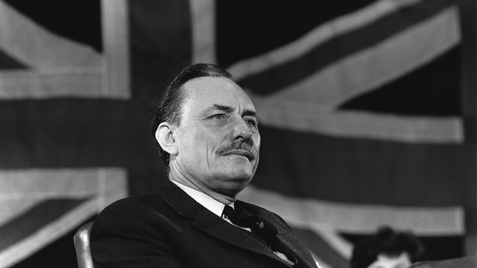 Image result for Enoch Powell