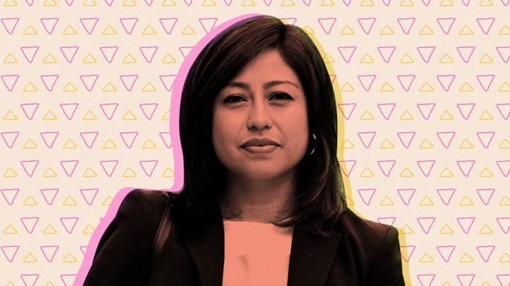 Christina Jimenez, a MacArthur Fellow and immigrants' rights activist