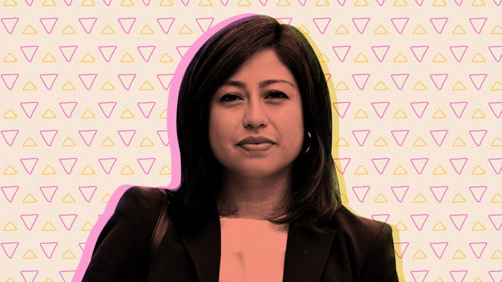 Christina Jimenez, a MacArthur Fellow and immigrants' rights activist