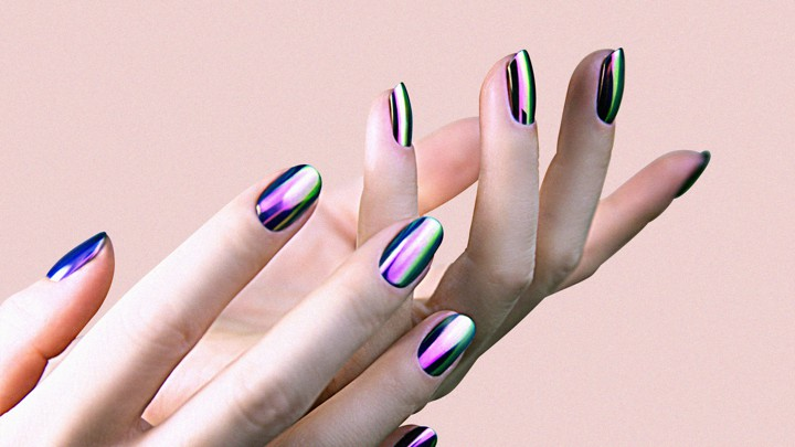 Online dating rituals of the american male fake nails