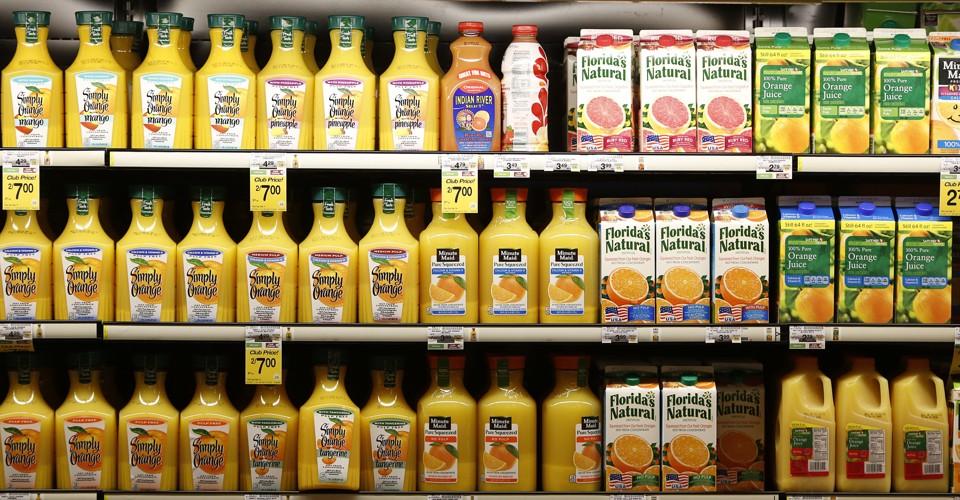 Misunderstanding Orange Juice as a Health Drink - The Atlantic