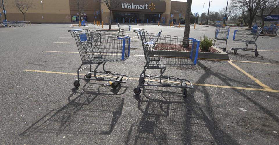 Walmart's Future Workforce: Robots and Freelancers
