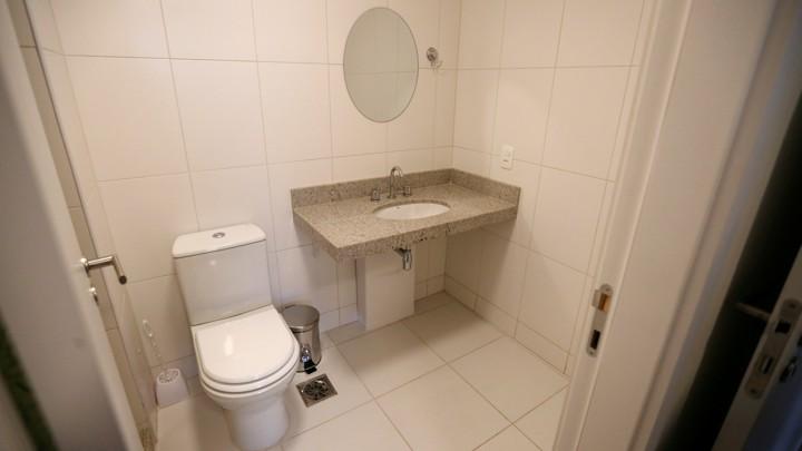 Gay public restroom