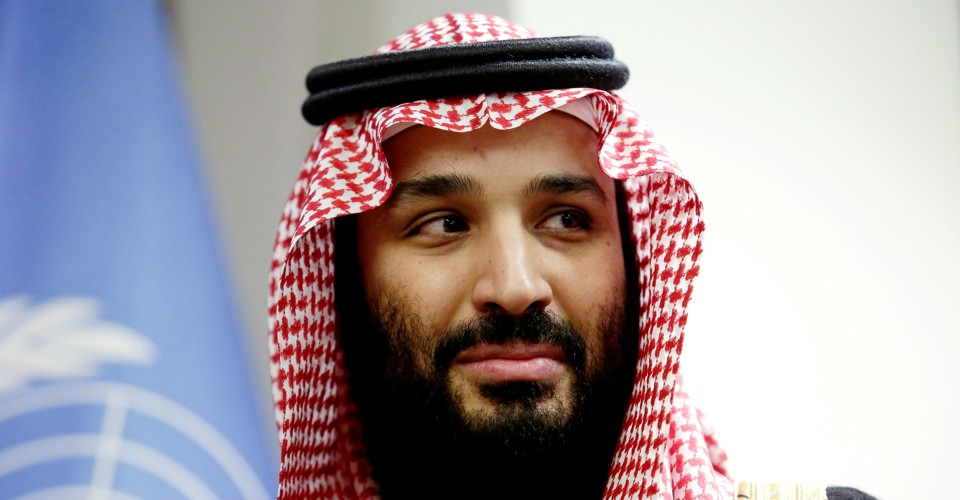 Saudi Crown Prince Iran Supreme Leader Makes Hitler Look Good