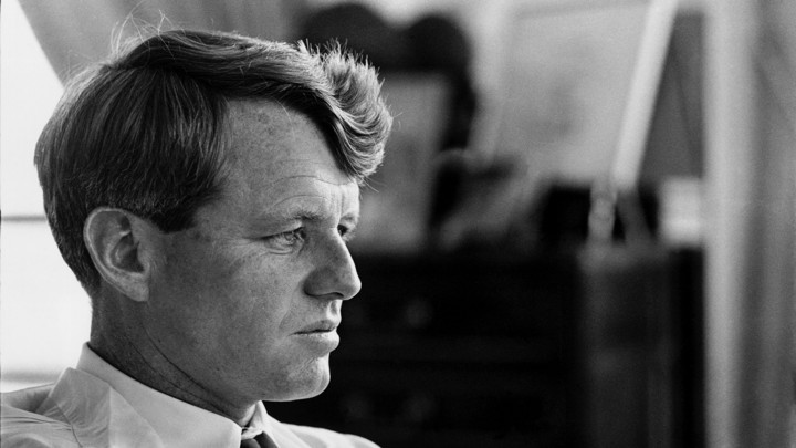bobby kennedy for president captures an awkward icon the atlantic