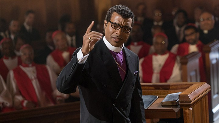 Chiwetel Ejiofor in 'Come Sunday'