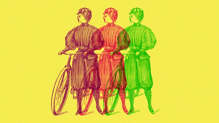 37e00727a How Cycling Clothing Opened Doors for Women - The Atlantic