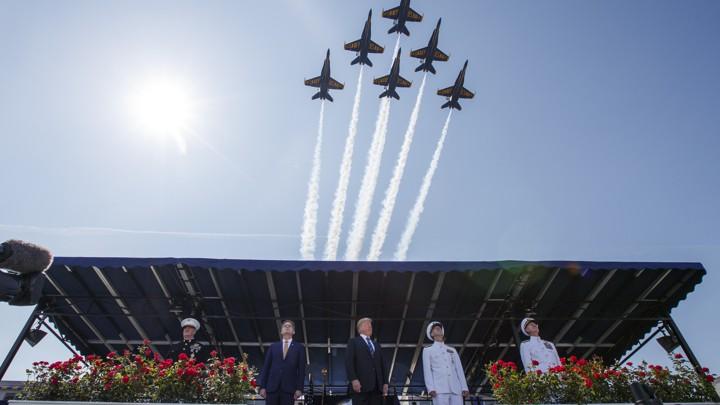 4e4e68021cd Read Trump s U.S. Naval Academy Commencement Address - The Atlantic