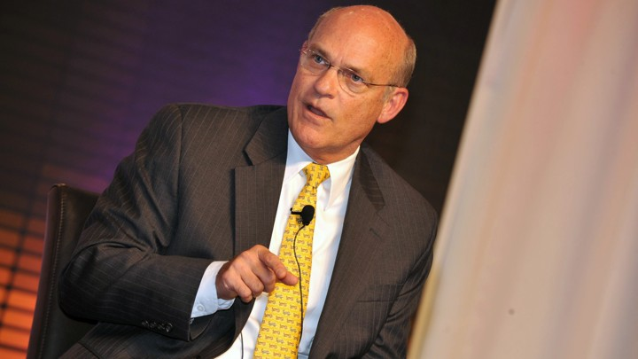 Rear Admiral Tim Ziemer, the former global health security lead of the National Security Council