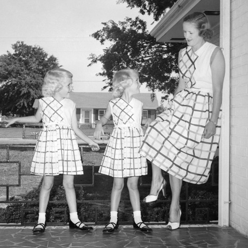 d57d6bb4b84 What Mommy-and-Me Fashion Says About Mothers   Daughters - The Atlantic