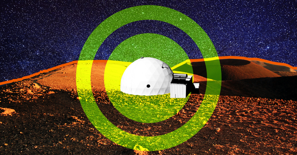 When a Mars Simulation Goes Wrong - The Atlantic