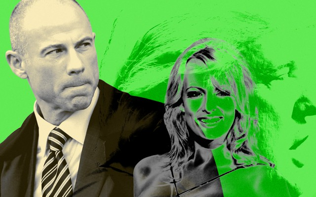 Michael Avenatti Is the 1990s-Style Celebrity Lawyer of the Trump Age