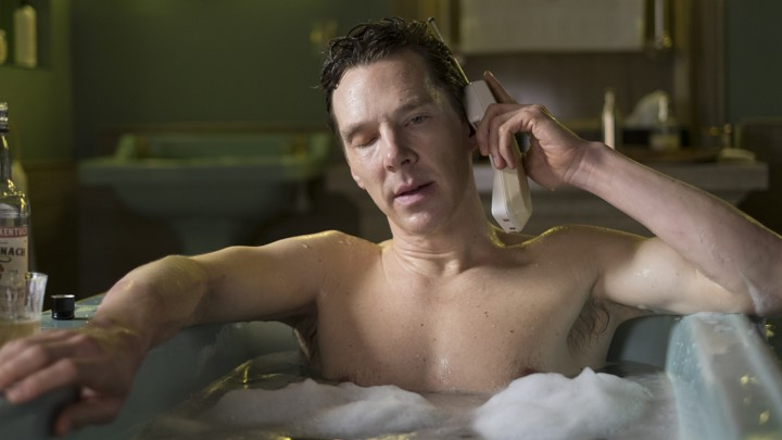 Benedict Cumberbatch as Patrick Melrose