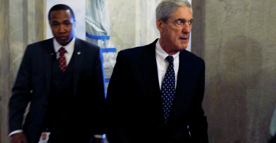 Mueller's Probe Is Even More Expansive Than It Seems