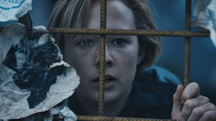 Alba August in Netflix's 'The Rain'