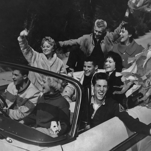 Where Has Teen Car Culture Gone? - The Atlantic