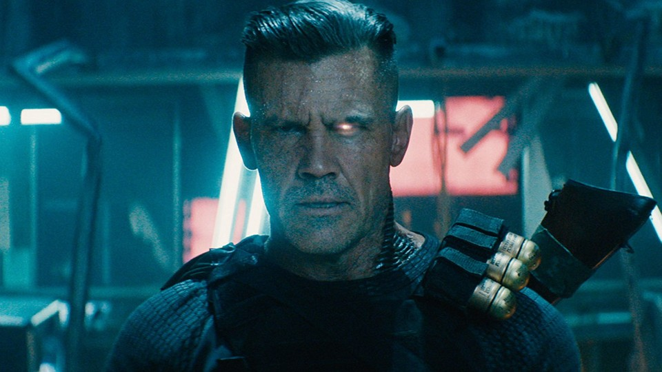 Image result for cable deadpool 2