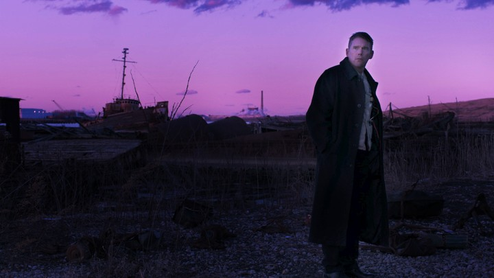 Ethan Hawke in 'First Reformed'