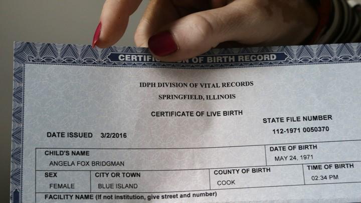 wood county ohio birth certificates