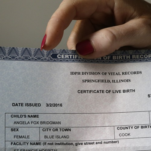How Birth Certificates Are Weaponized Against Transgender Americans ...