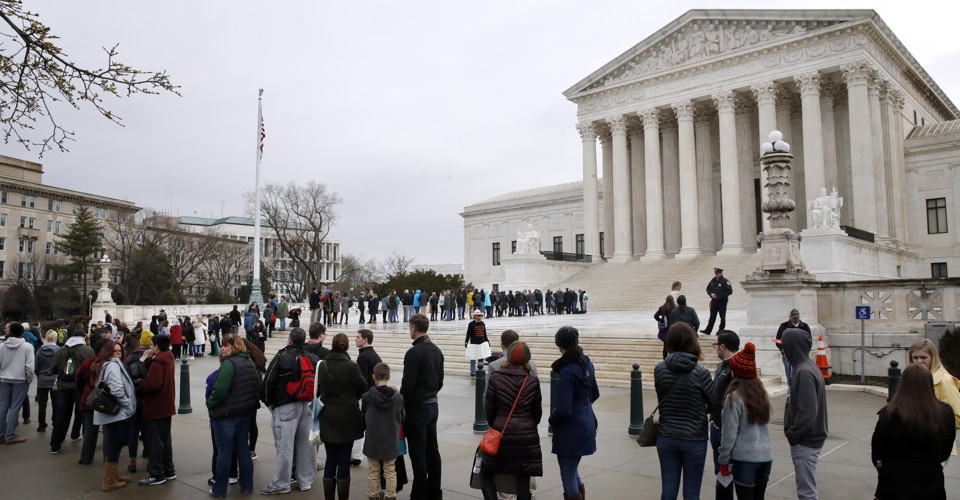 The Supreme Court Punts on Partisan Gerrymandering - The ...