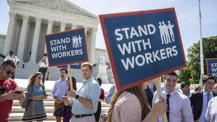 Labor union laws in wisconsin about dating