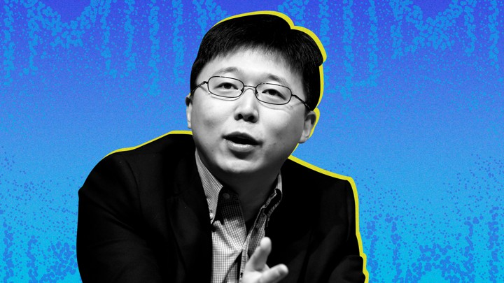 An illustration of Feng Zhang