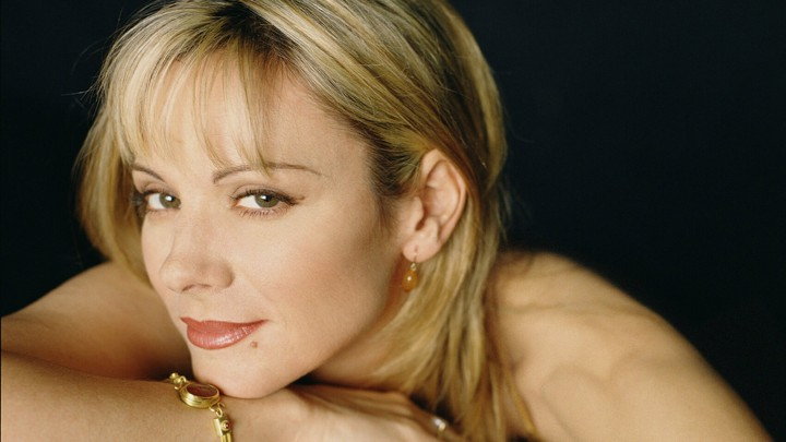 Actress Kim Cattrall, who played Samantha Jones on HBO's 'Sex and the City'
