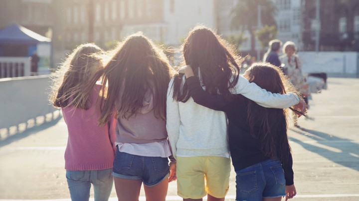 CAROL: Adult between friendship woman