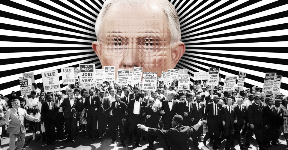 Bad News For Office For Civil Rights >> Jeff Sessions Is Killing Civil Rights The Atlantic