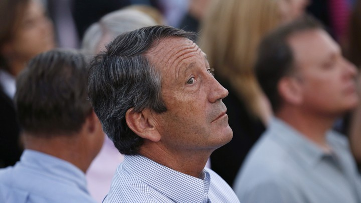 South Carolina Representative Mark Sanford