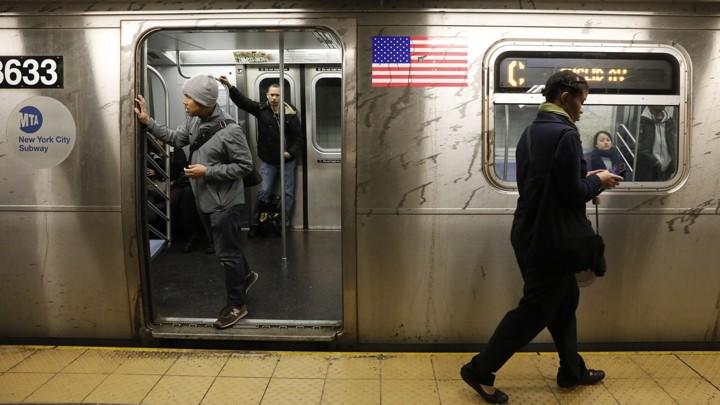 Letters The Failing New York City Subway The Atlantic