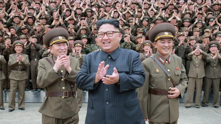 2827f420fd5 Kim Jong Un s Military Reshuffle and the Nuclear Talks - The Atlantic
