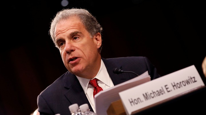 What to Know About the DOJ Inspector General Report - The