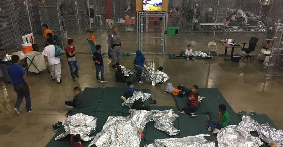 Texas Kids Werent Kept Out Of Special >> Are Children Being Kept In Cages At The Border The Atlantic