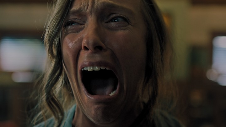 Toni Collette in 'Hereditary'