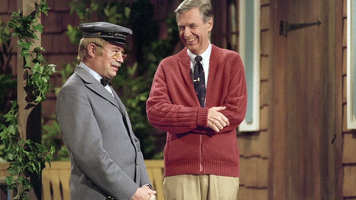 A still from 'Mister Rogers' Neighborhood'