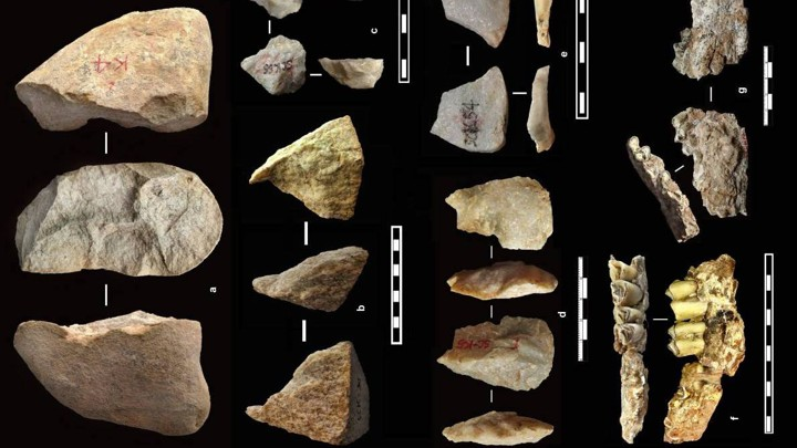 What are the two ways of hookup fossils and explain both