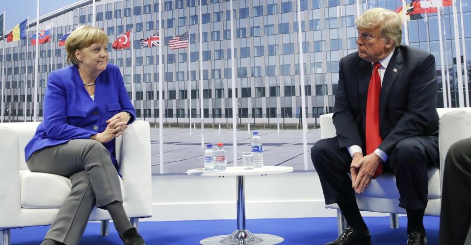 photo image The Atlantic Politics & Policy Daily: Torn NATO