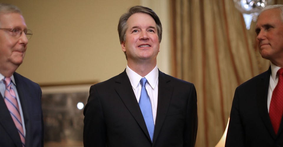photo image Brett Kavanaugh's Confirmation Would be a Gift to Big Business