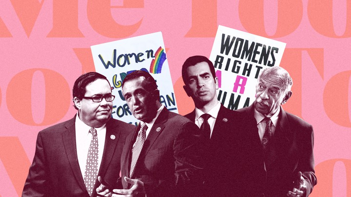 The 25 Candidates for 2018 Sunk by #MeToo Allegations - The Atlantic
