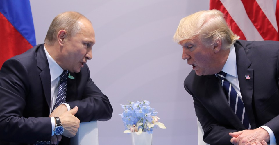 The Trump-Putin Summit Shows the Dangers of Executive Power