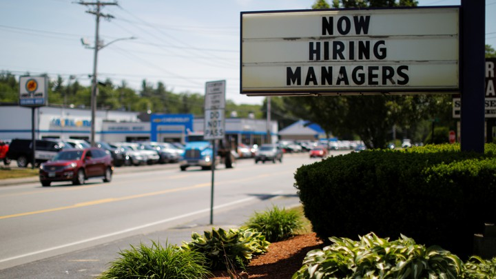 Des Moines Is a Preview of a Full Employment Economy - The