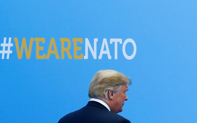 NATO Doesnu0027t Need More Defense Spending
