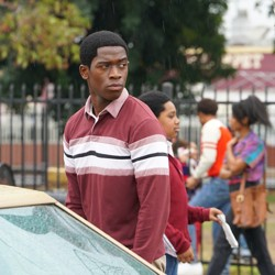 Damson Idris stars as Franklin in FX's 'Snowfall,' a drama about the early days of the crack epidemic in Los Angeles