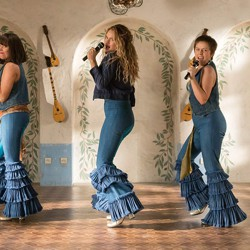 A still from 'Mamma Mia: Here We Go Again!'