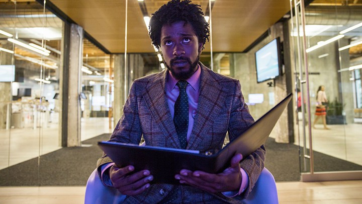 Image result for worry free sorry to bother you